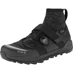 Fizik Terra Clima X2 Chaussures VTT, black/Black